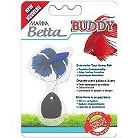 Marina 12209 Betta Buddy Fish Toy - Blue