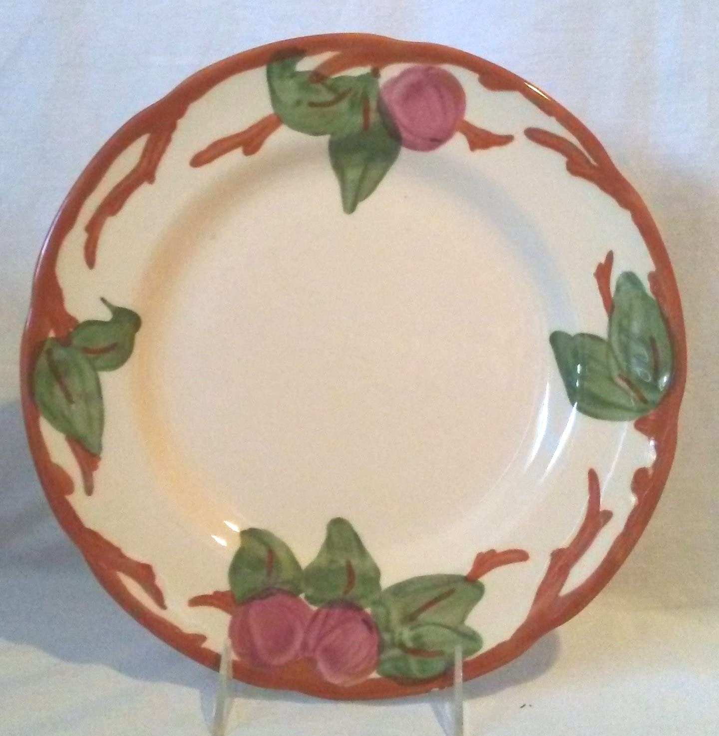 Franciscan Apple Plate 10-3/4