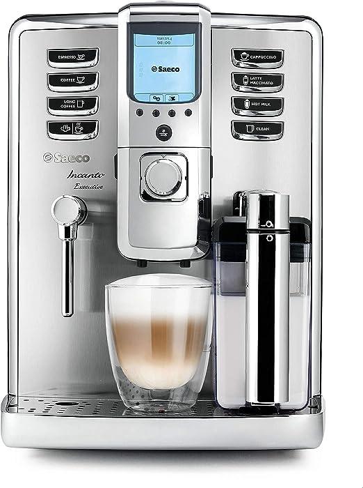 Philips HD9712/01 Independiente Máquina espresso 1.6L 1tazas Acero ...