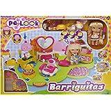 Barriguitas - Peluquería PetLook (Famosa 700011771)