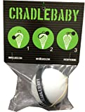 CradleBaby Rubber Lacrosse Ball for Training Indoor, Outdoor, Shooting, Catching