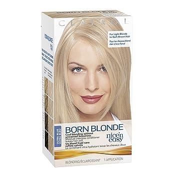 Clairol Born Blonde Creme Hair Lightener