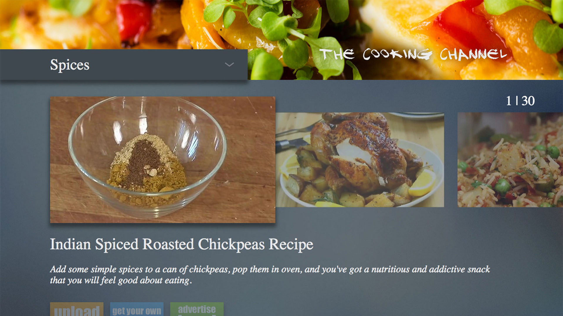 Amazon the cooking channel appstore for android forumfinder Images