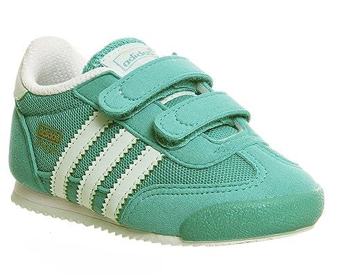 adidas Dragon CF I, Zapatos de bebé (1-10 Meses) Unisex,