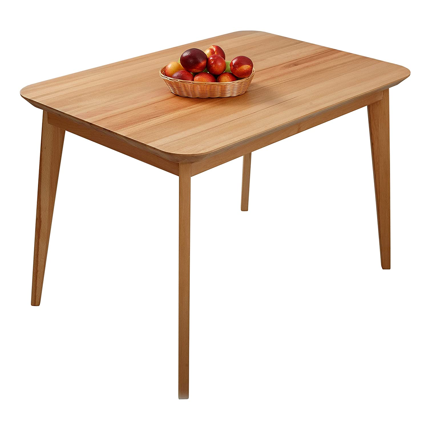Paris Beech Dining Tables (75 x 50 x 75 cm) Krok Wood Ltd.