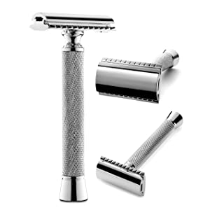 How to shave with a merkur safety razor?