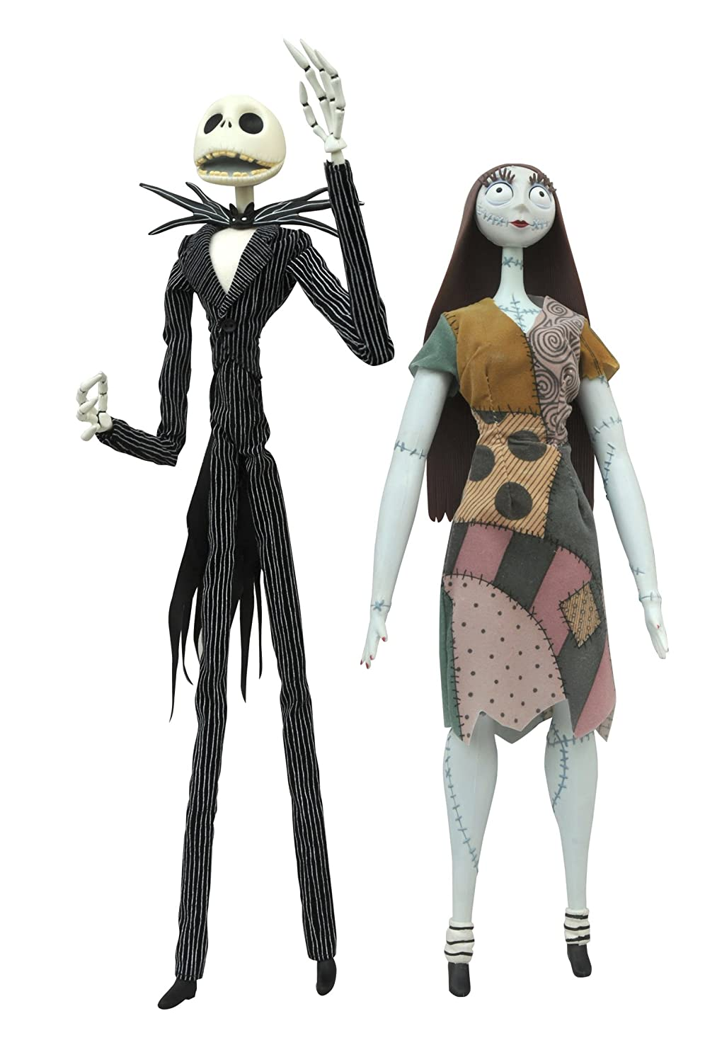 Diamond Select Toys Tim Burton\'s Nightmare Before Christmas: Jack ...