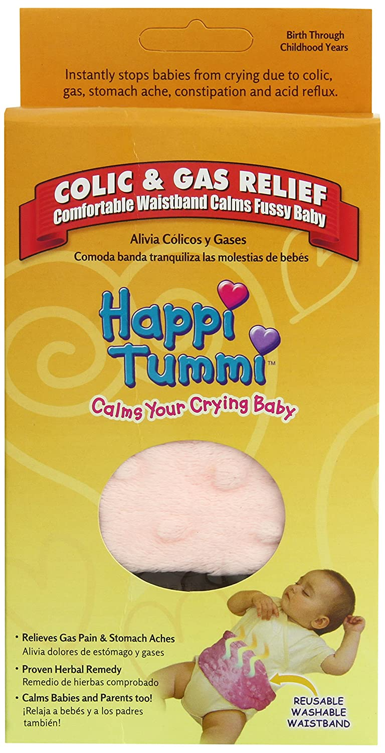Happi Tummi- Removable Waistband - Blue Household Name Products Inc. blue HT