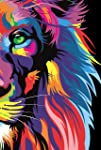 Bíblia NVT - Lion Color - Versão Exclusiva Amazon: Com plano de leitura e linha do tempo