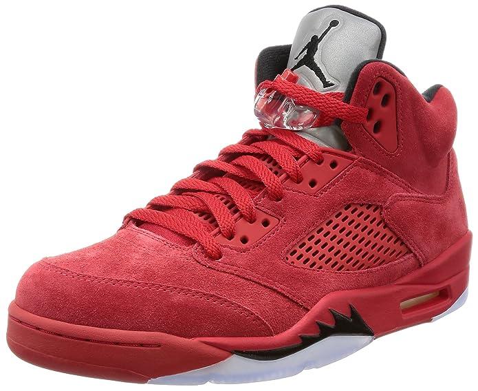premium selection 32e92 257a5 Amazon.com   Air Jordan 5 Retro