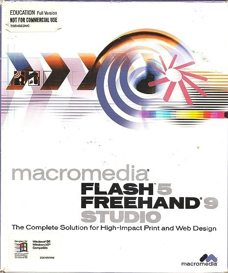 macromedia falsh5