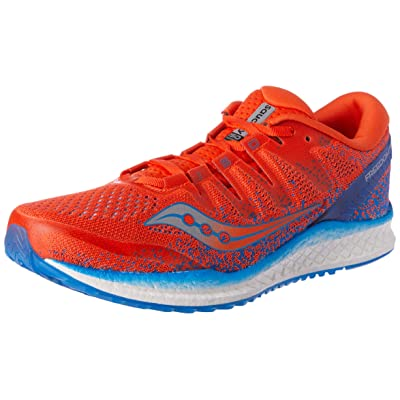 Saucony Freedom ISO 2 Men 11 Orange | Blue | Running