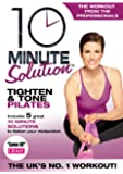 10 Minute Solution Tighten And Tone Pilates [DVD]
