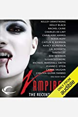 Vampires: The Recent Undead Audible Audiobook
