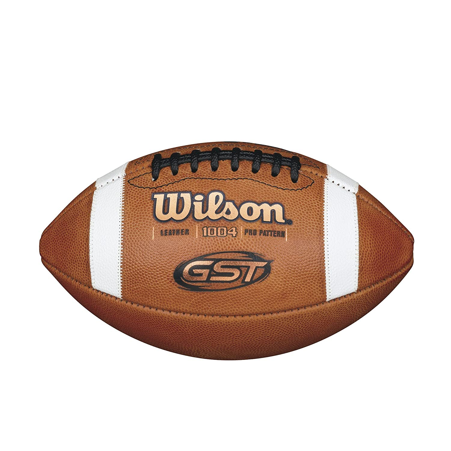 Wilson GST 1004 Pro Pattern Official Football WTF1004B
