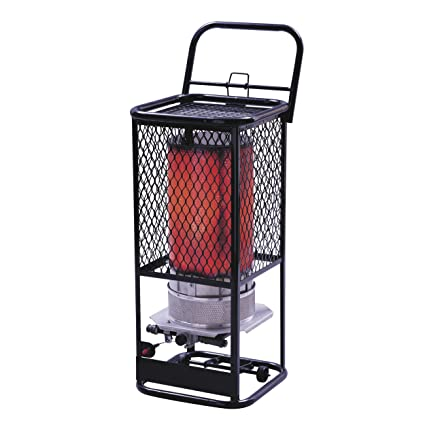 Propane Radiant Heater >> Amazon Com Mr Heater Mh125lp Salamander 125 000 Btu Portable