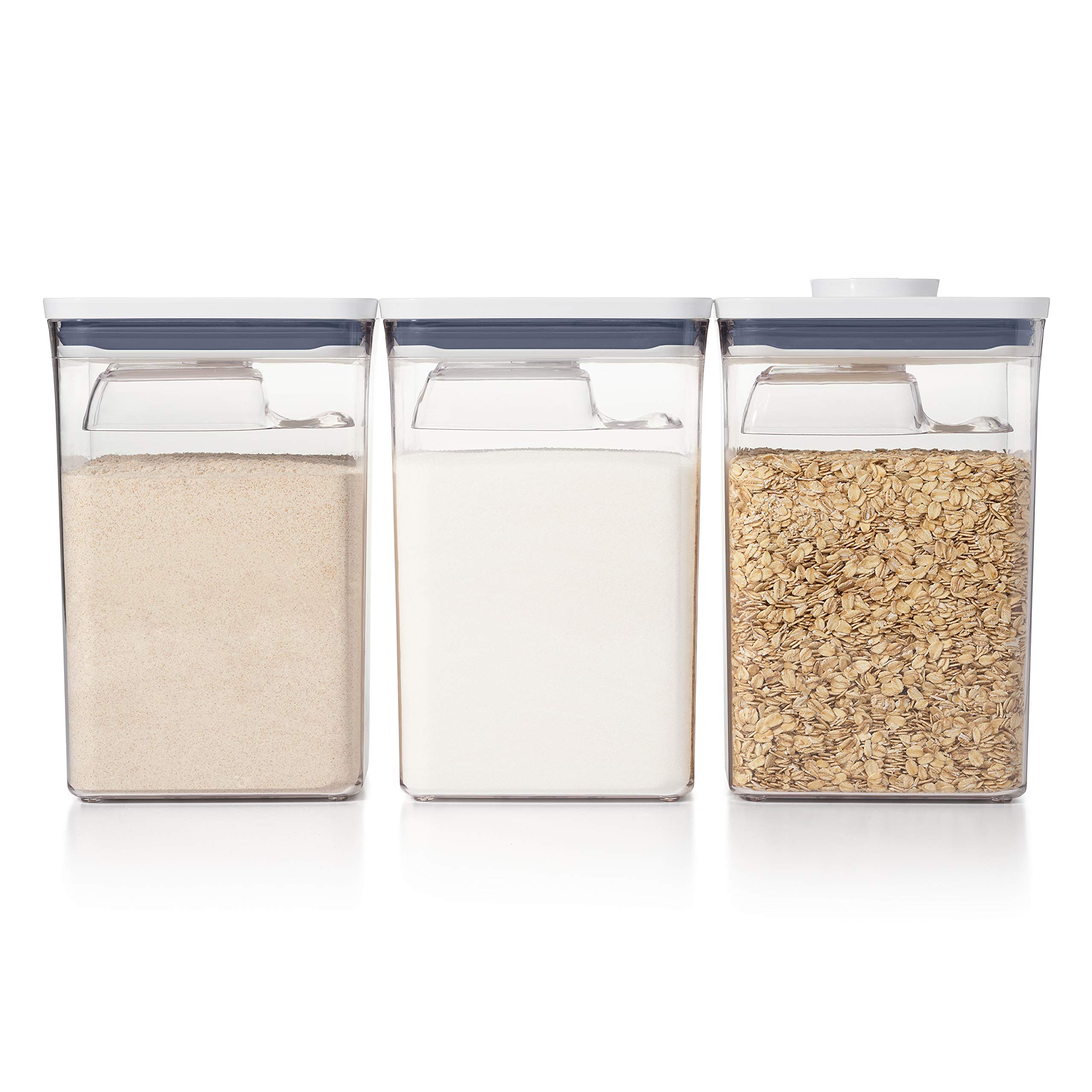 NEW OXO Good Grips 6-Piece POP Container Bulk Set by OXO