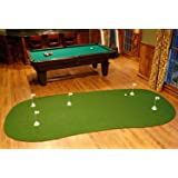 StarPro 6ft x 12ft 5-Hole Pro-Am Game Room Practice Putting Green
