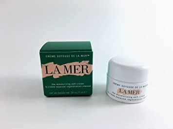 La Mer Moisturizing Soft Cream 0.5 oz jar Calendula Face Cream, 1.7 fl oz