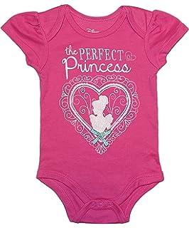 Amazon.com  Disney Princess s Baby Girls  Infant Microfleece Blanket ... adb45a650