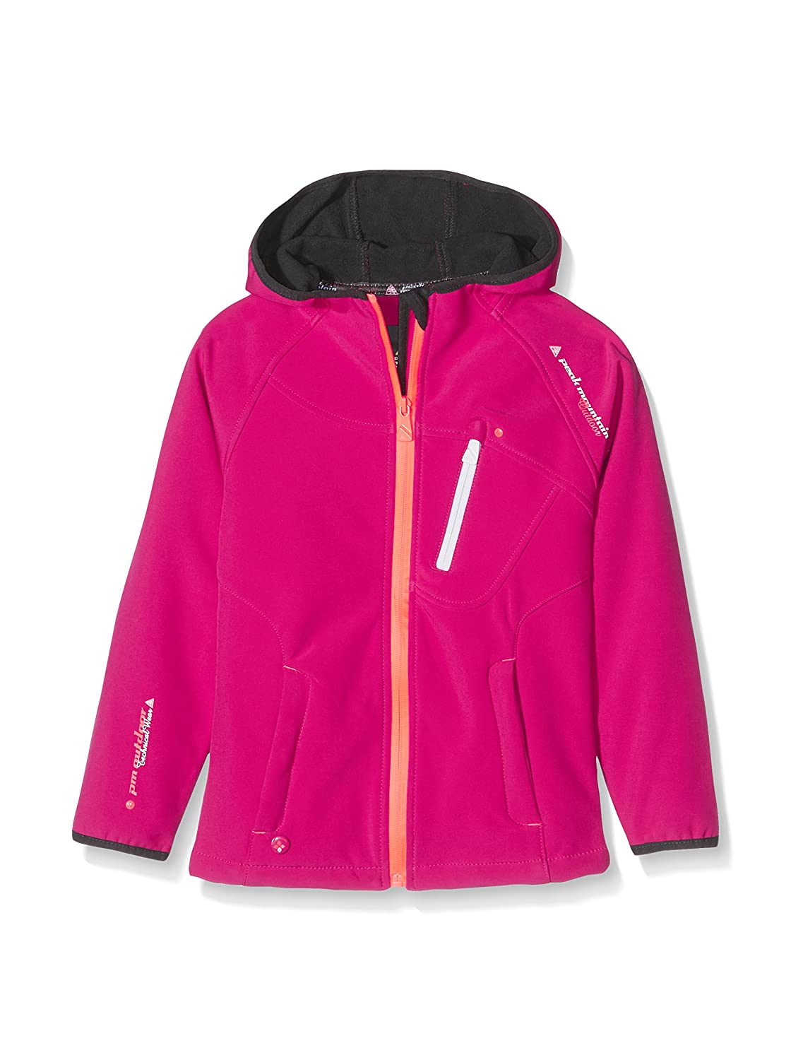 Fuchsia FR   L  Peak Mountain Fanso KS - Blouson - Fille