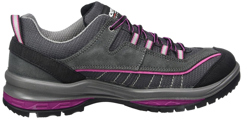 Northland Northland Northland Professional Damen Sölden LC LS Trekking-& Wanderhalbschuhe Grau (Grau/Pink 0) 4d8adb