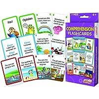 Junior Learning JL217 Comprehension Flashcards