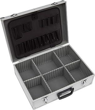 Domus ACP01 - Caja de herramientas, De Aluminio: Amazon.es: Bricolaje y herramientas