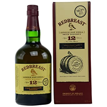 a81bf0cd9b Redbreast 12 Year Old Cask Strength Single Pot Still Irish Whiskey ...