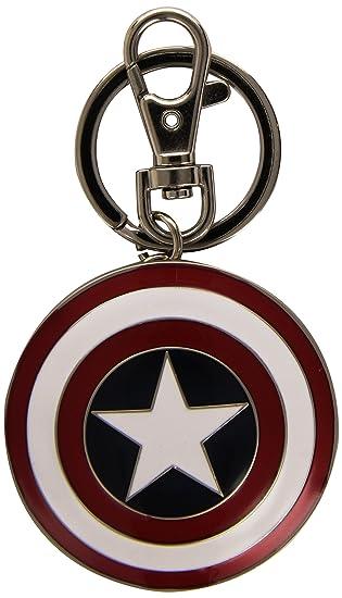 Distribución Semic - Smk001 - Escudo Key - Capitán América