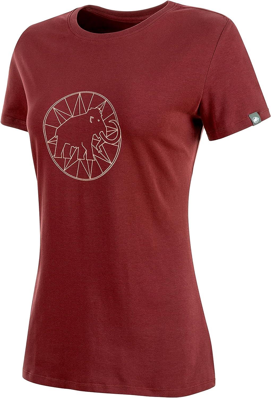 Mujer Mammut Logo Camiseta