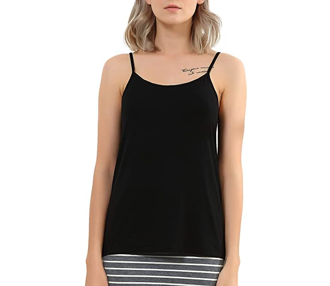 482af8c8e7093 FITAB Women s Basic Camisole Tank TOP