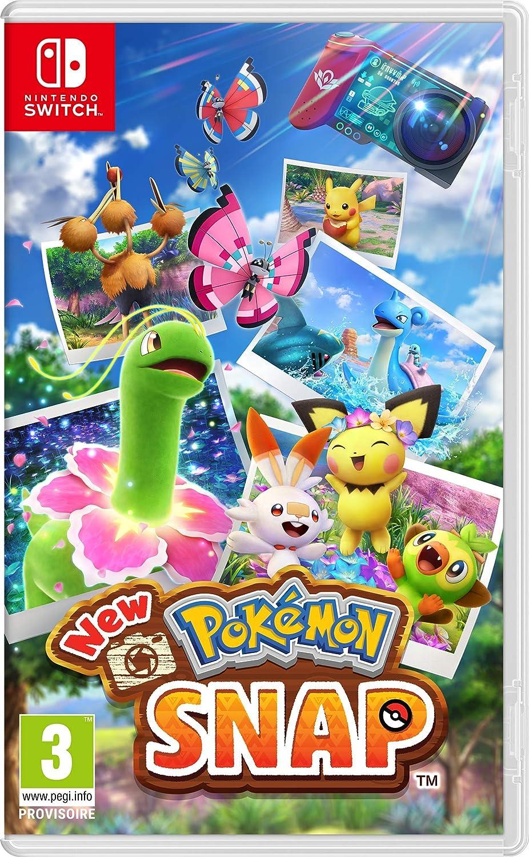New Pokémon Snap - Switch | Bandai Namco. Programmeur