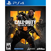 Deals on Call of Duty: Black Ops 4 PlayStation 4