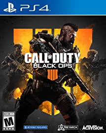 Amazon Com Call Of Duty Black Ops 4 Ps4 Digital Code Video Games