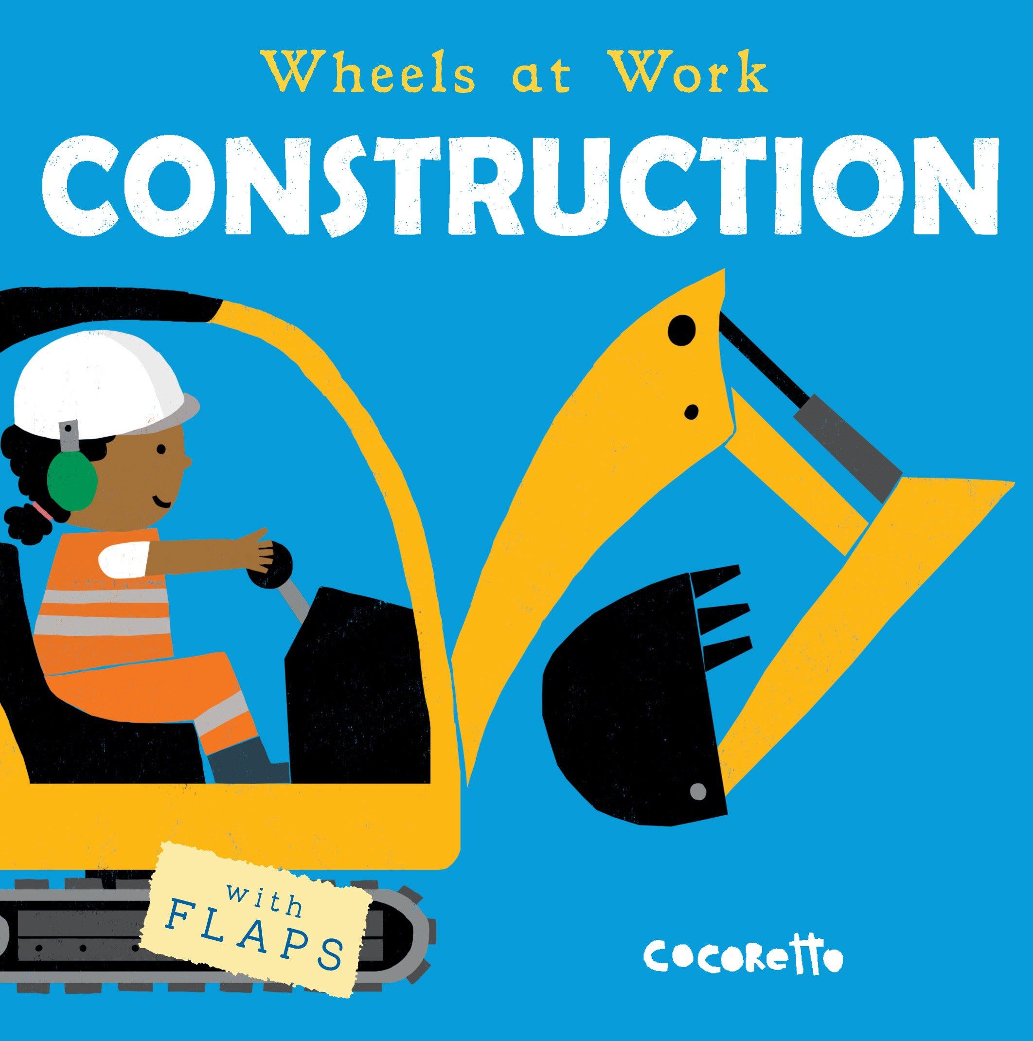 Download Construction (Wheels at Work) pdf epub