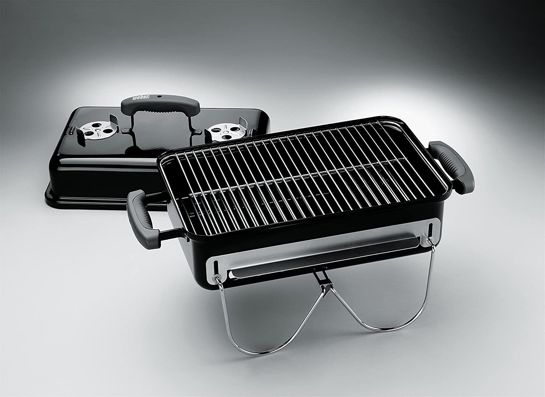 Weber Go-Anywhere Charcoal Grill - Amazon's Choice