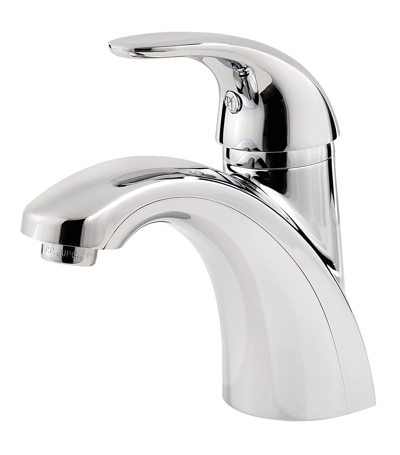 Low Cost Pfister Parisa Single Control 4 Centerset Bathroom Faucet Polished Chrome