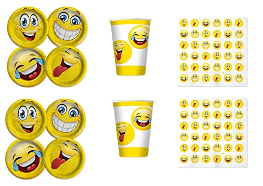 coordinato Niños Emoticons Smile sonrisas para cumpleaños ...