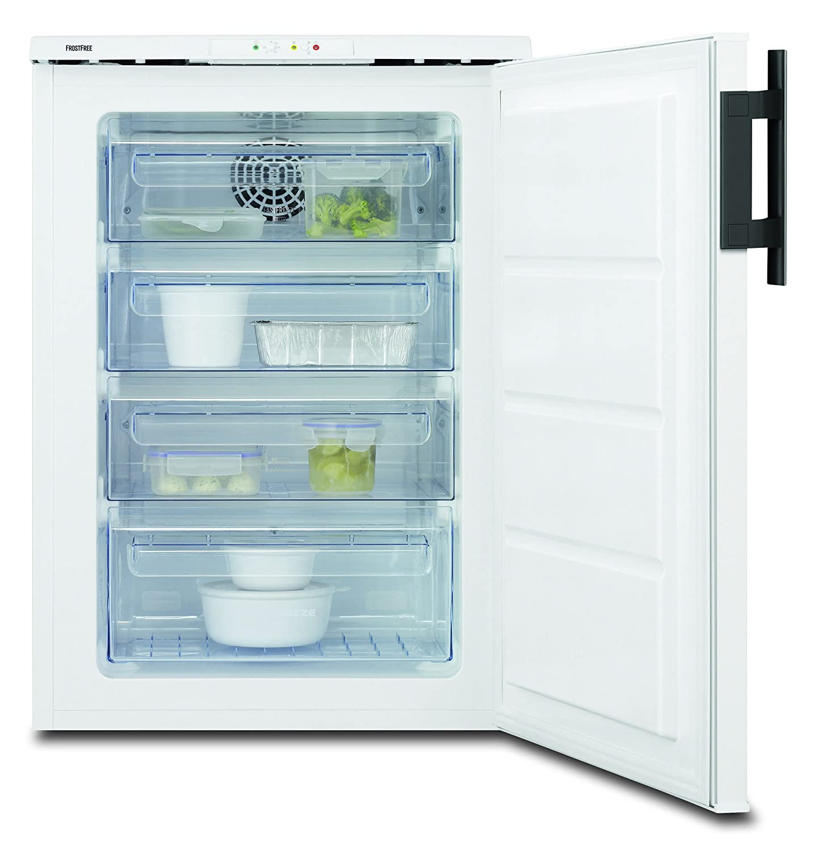 Electrolux EUT1040AOW - Congelador (Vertical, Independiente, Color ...