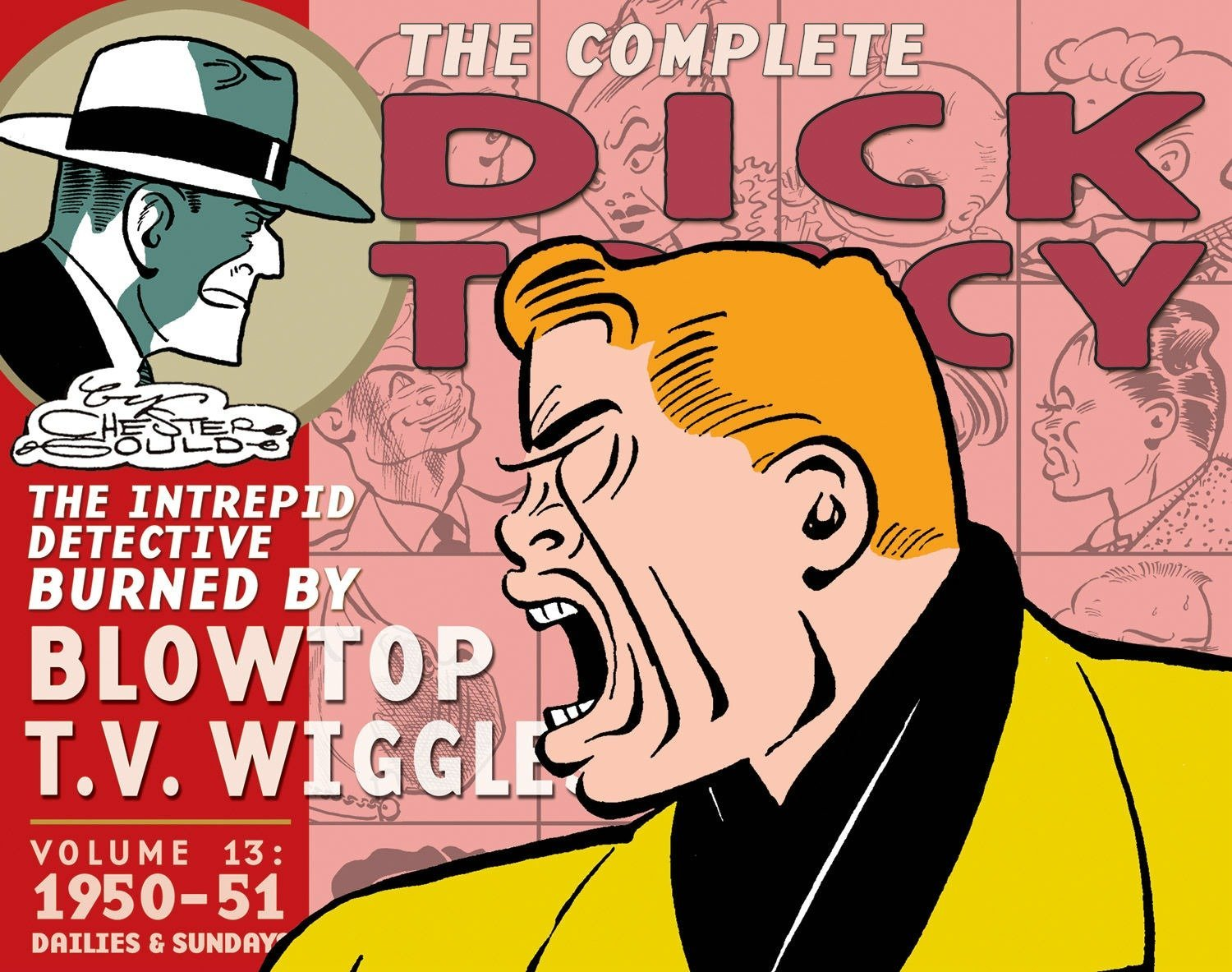 Download Complete Chester Gould's Dick Tracy Volume 13 ebook