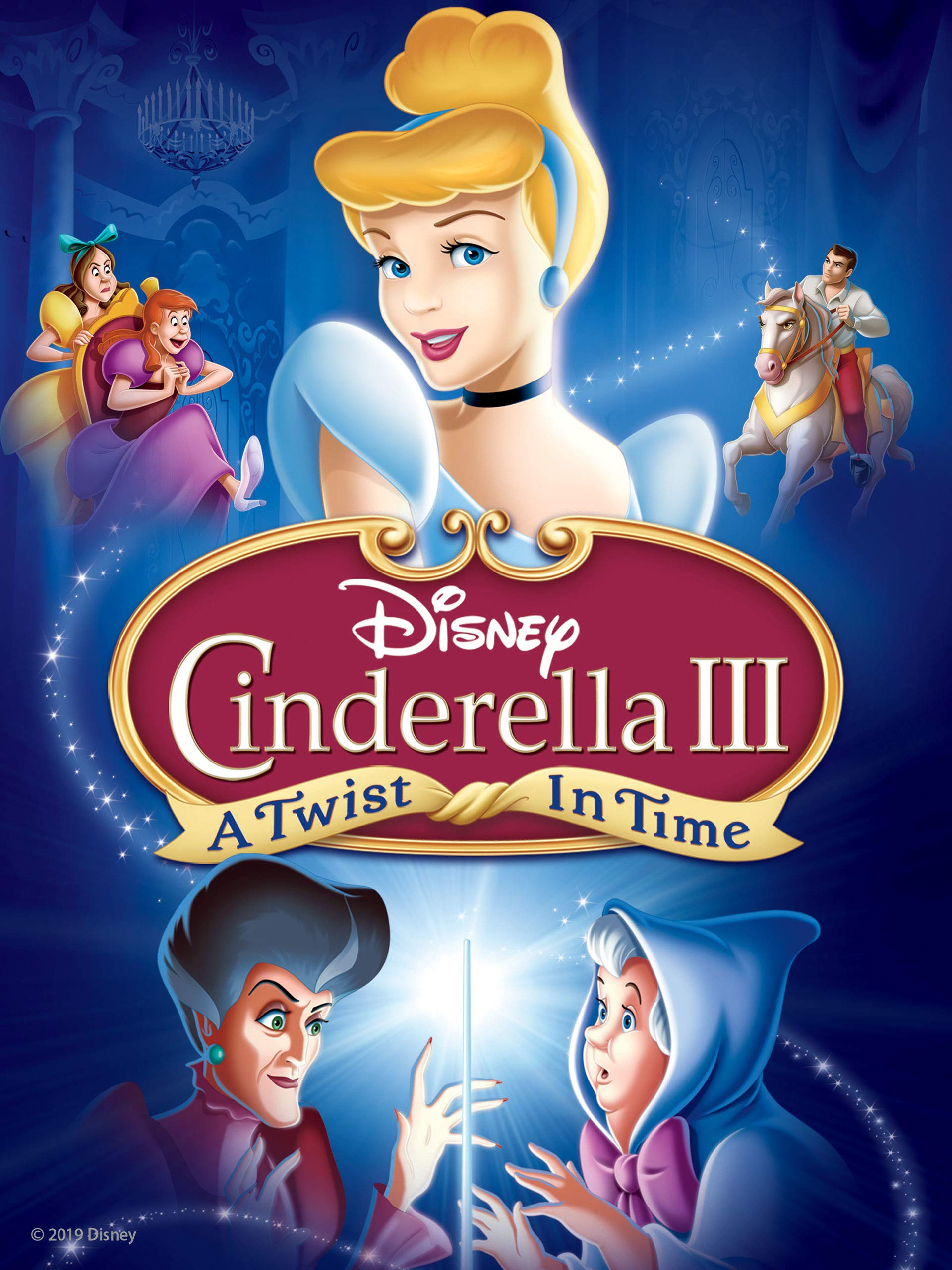 cinderella iii a twist in time full movie online free