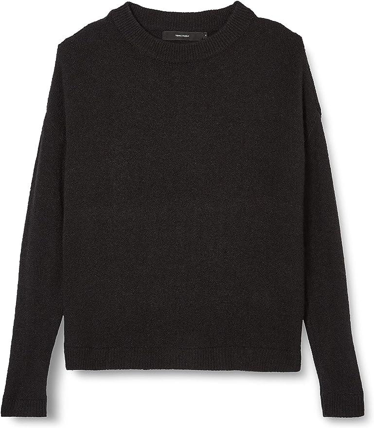 TALLA XS. Vero Moda Vmagoura LS O-Neck Blouse A suéter para Mujer
