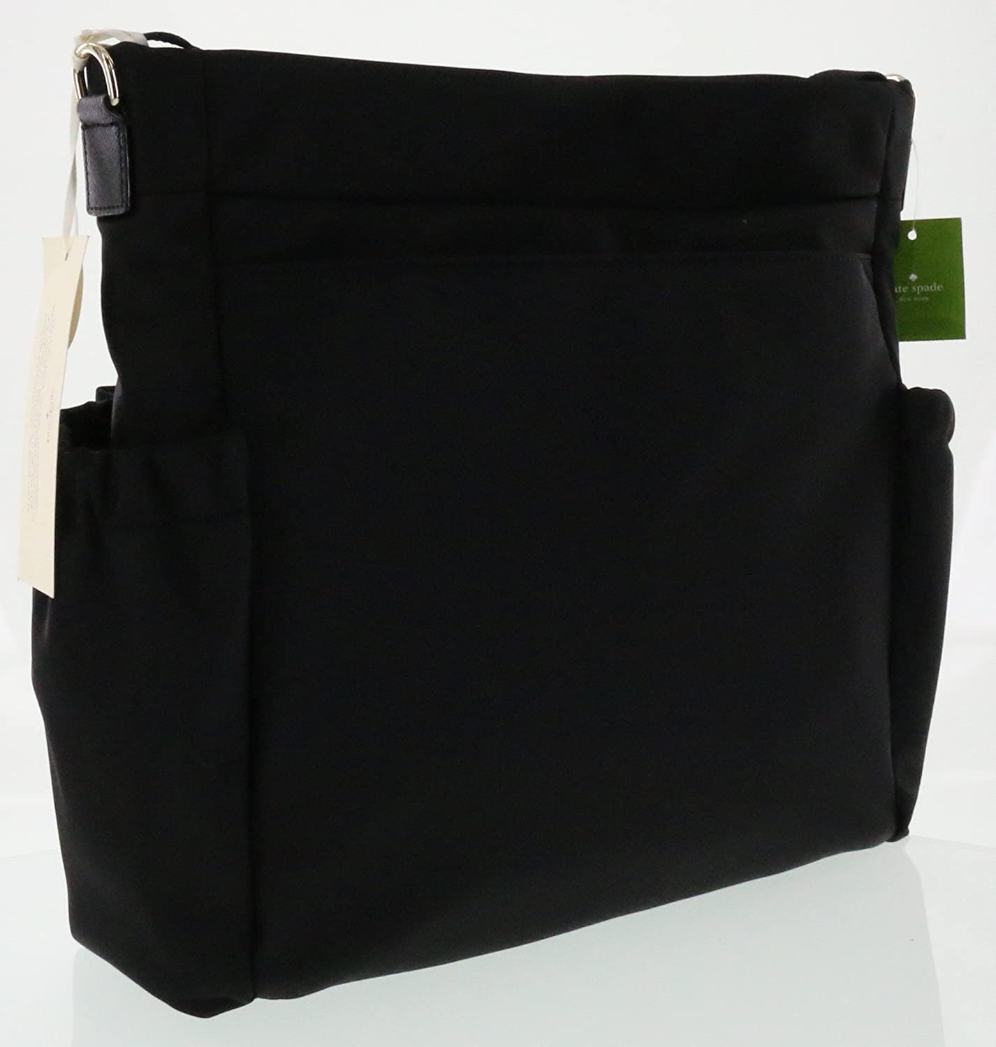 dd3755ab113c Amazon.com   Kate Spade New York Blake Avenue Adamson Baby Bag Diaper Bag ( Black)   Baby