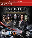 PS3 INJUSTICE ULTIMATE EDITION by PS3 INJUSTICE ULTIMATE EDITION