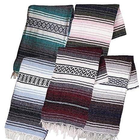 Mexican Style Falsa Yoga Blanket (Mixed)