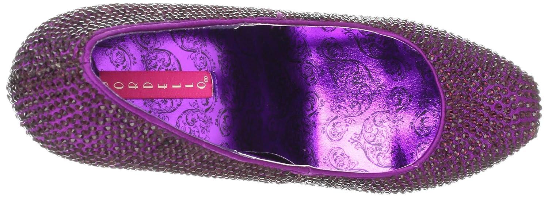 Bordello TEEZE-06R lila Satin RS RS RS UK 4 (EU 37) 741cf2