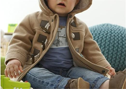 097b34ebfae6 Amazon.com  Doris Batchelor Fashion Toddler Baby boys Winter Warm ...