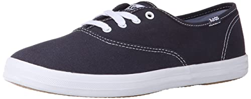 3d6813ff90f7 Keds Women s Champion Navy Canvas Shoes Wide Width women s 7.5