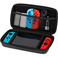 Fosmon Portable Case for Nintendo Switch Console & Accessories